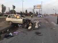 Çorum'da 3 Ayrı Kaza Açıklaması 3 Ölü, 11 Yaralı