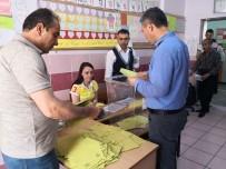 Çorum'da 7 Köy Ve 2 Mahallede Muhtarlık Seçimi Yenilendi