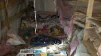 Faraşin'de Teröristlerin Kampı Ele Geçirildi