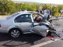 Korkunç kaza! Ölü ve yaralılar var