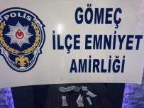 Gömeç Polisi Huzur Uygulamalarını Sürdürüyor