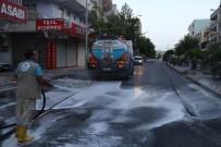 ATV - Haliliye'De Yoğun İlaçlama Ve Temizlik Çalışması