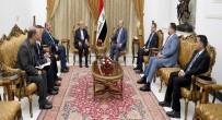 ARABULUCULUK - Irak Cumhurbaşkanı Salih, ABD İle İran Büyükelçilerini Kabul Etti
