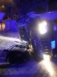 Kırşehir'de Kaza Açıklaması 2 Yaralı