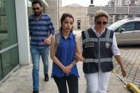 GENÇ KADIN - Kocasını Bıçakla Ağır Yaralayan Kadın Adliyeye Sevk Edildi