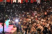 TÜRK HALK MÜZİĞİ - Konyaaltı'nda Belkıs Akkale Coşkusu