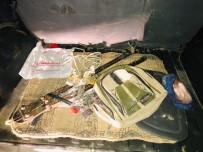 Korkuteli'de Jandarmadan Kablo Ve Vana Hırsızlarına Suçüstü