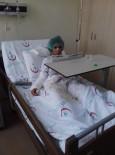 LGS'ye Hastane Odasında Girdi