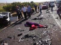 Malatya-Kayseri Karayolunda Kaza Açıklaması 1 Ölü, 3 Yaralı