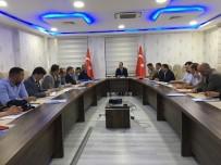 Malazgirt'te 'İlçe İdare Kurulu' Toplantısı