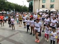 Run 24 Açıklaması1 Koşusu Heyecanı Dünyayla Aynı Anda Beykoz'da Gerçekleştirildi
