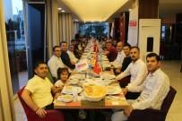 Şırnak'taki Seyahat Acenteleri TÜRSAB'ın İftarında Bir Araya Geldi