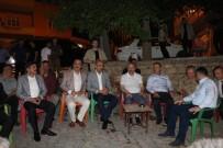 İHSAN EMRE AYDIN - Vali Ali Fuat Atik, Kayabağlar Beldesinde Vatandaşlarla Bir Araya Geldi