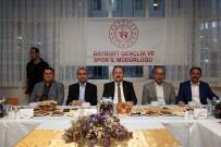 Vali Ali Hamza Pehlivan İftarını Öğrencilerle Birlikte Yaptı