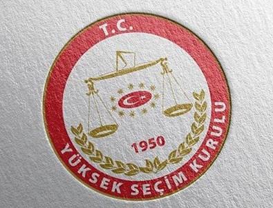 YSK'den 23 Haziran seçimiyle ilgili dikkat çeken karar