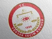 İSTANBUL CUMHURIYET BAŞSAVCıLıĞı - YSK'den 23 Haziran seçimiyle ilgili dikkat çeken karar