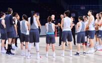 KADIN BASKETBOL TAKIMI - A Milli Kadın Basketbol Takımı Hazırlıklarına Devam Etti