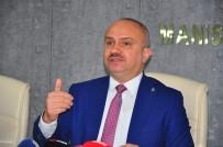 SEÇİM SÜRECİ - AK Parti'li Mersinli'den Teşkilatlara Uyarı