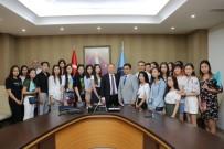AKDENIZ ÜNIVERSITESI - AÜ'de Orta Asya'dan Anadolu'ya İpekyolu'nda İzler Çalıştayı