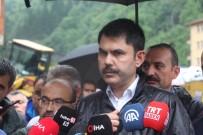 Bakan Kurum'dan Karadeniz'e İlişkin Eylem Planı Hakkında Açıklama