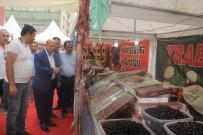 BİTLİS - Başkan Er, Anadolu Kervanı Yöresel Ürünler Fuarını Ziyaret Etti
