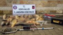 BALIKÇI TEKNESİ - Beyşehir Gölü'nde Elektroşokla Balık Avına 60 Bin Lira Çevre Cezası