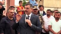 Çorum'daki Köylülerin Oturma Eylemi