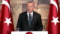 BASIN KURULUŞU - Cumhurbaşkanı Erdoğan Açıklaması 'Kalemini Terör Örgütleri Emrine Verenler Bizim Nezdimizde Asla Gazeteci Olamazlar'