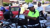 ELEKTRİKLİ BİSİKLET - Hatay'da Elektrikli Bisikletler Denetlendi
