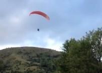 Havadaki Paraşütçüyü Gören Gençlerin Şiveli Konuşmaları Güldürdü