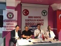 KARADENIZ SAHIL YOLU - Hilmi Güler İstanbul'a Üs Kurdu