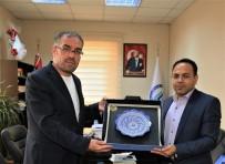 İran Bonab Üniversitesi Rektörü'nden Bayburt Üniversitesi'ne Ziyaret