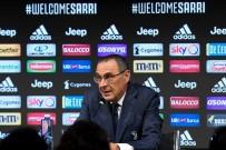 JUVENTUS - Juventus'ta Maurizio Sarri Resmi İmzayı Attı