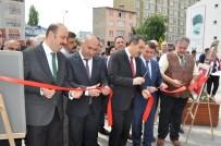 TÜRKER ÖKSÜZ - Kars'ta Ruh Sağlığı Merkezi'nin Dönem Sonu Sergisinin Açılışı Yapıldı