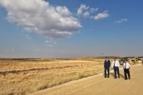 Kilis Valisi Soytürk, Köy Yollarını İnceledi