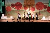 ÇOCUK OYUNU - 'Kış Masalı' Adlı Çocuk Oyununun Galası Yapıldı