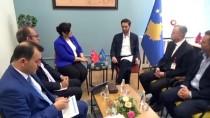 SAĞLıK BAKANı - Kosova İle Türkiye Arasında Sağlık Eylem Planı İmzalandı