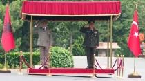 GENELKURMAY KARARGAHI - Orgeneral Güler, Arnavutluk Genelkurmay Başkanı İle Görüştü