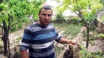 Sandıklı'daki Selde Evler Ve Tarım Alanları Zarar Gördü