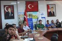 Suriye'de Hizmet Veren STK'lar İle Toplantı