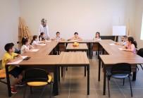 KÜTÜPHANE - Temel Resim Eğitimi İçin Adres 'ŞSM'