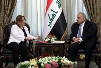 Ruhsar Pekcan - Ticaret Bakanı Pekcan, Bağdat'ta Abdülmehdi İle Görüştü