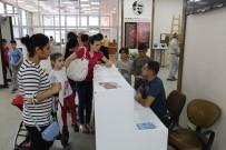 GÜVENLİK GÖREVLİSİ - Turgutlu Belediyesi Yaz Spor Okullarına Büyük İlgi