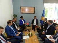 SAĞLıK BAKANı - Türkiye İle Kosova Arasında Sağlıkta Eylem Planı İmzalandı