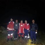 Yağış Sonrası Kaybolan Çobanlara Ekipler Ulaştı