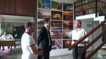 RESTORASYON - Yerli Ve Yabancı Turizmciler Akçakoca'da
