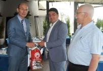 Yunanistan Ticaret Ataşesi Trabzon'u Ziyaret Etti
