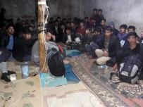 Ağrı'da Göçmen Kaçakçılığı Operasyonu Açıklaması 10 Gözaltı