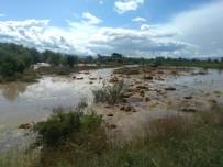 HASAR TESPİT - Amasya'da 6 Köyü Sel Vurdu