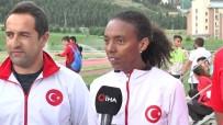 DÜNYA ŞAMPİYONASI - Atletizm Milli Takımı, Erzurum'da Kamp Yapıyor